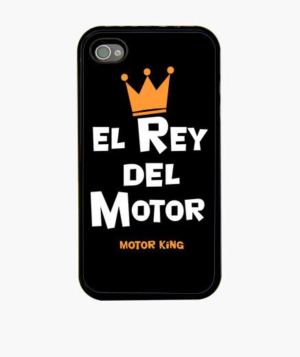 Funda iPhone El Rey del Motor
