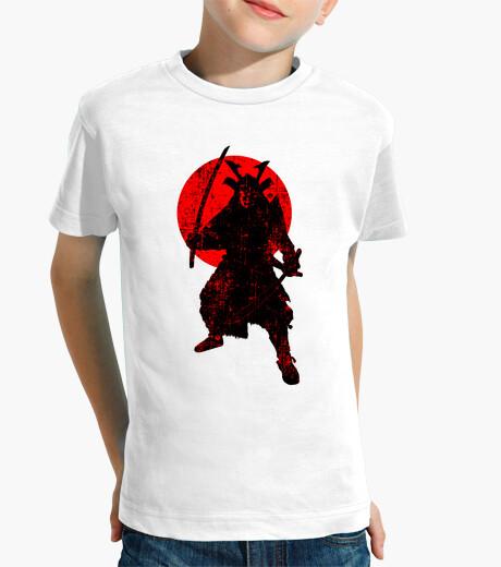 Ropa infantil el samurai