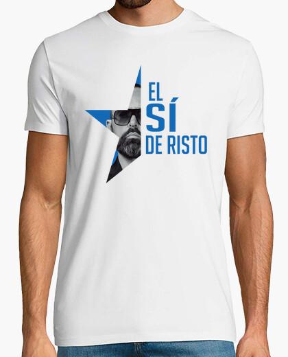 Camiseta El sí de Risto