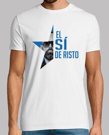 El sí de Risto