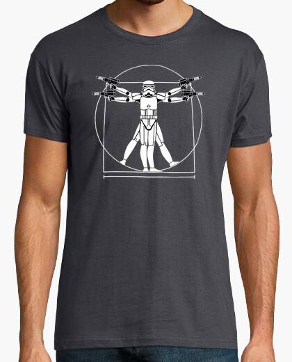 Camiseta El Stormtrooper de Vitruvio