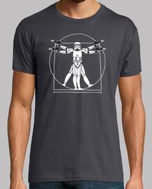 El Stormtrooper de Vitruvio