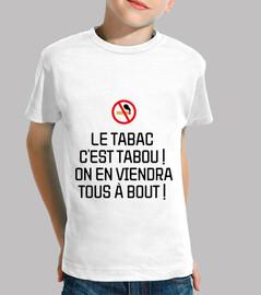 el tabaco es tabú: la apuesta