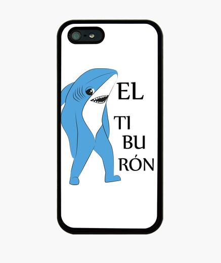 Funda iPhone El Tiburón