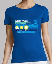 El tiempo en Alderaan