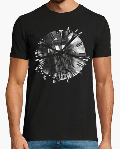 Camiseta el tiempo nunca es suficiente