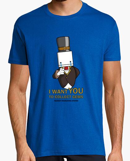 Camiseta El Tío Hatty te necesita para hombre