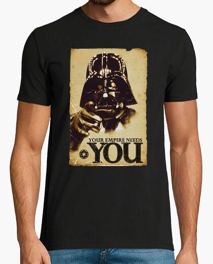 Camiseta El Tio Vader reclutando