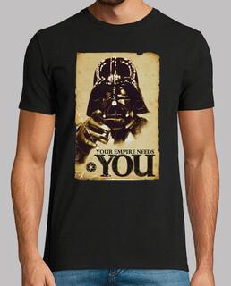 El Tio Vader reclutando