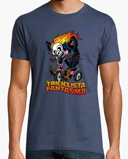 Camiseta El triciclista fantasma