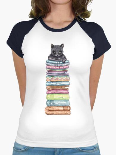 Camiseta El trono del Gato