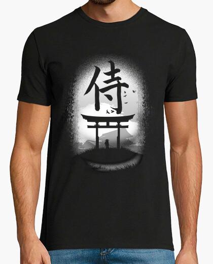 Camiseta el último samurai