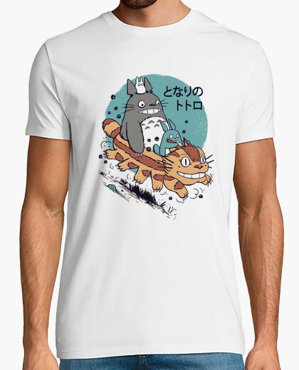 Camiseta el vecino antics camisa para hombre
