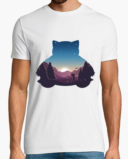 Camiseta el viaje - el sueño
