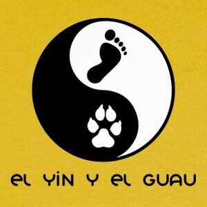 Camisetas El Yin y el Guau