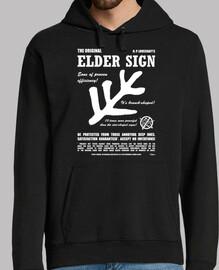 Elder Sign White