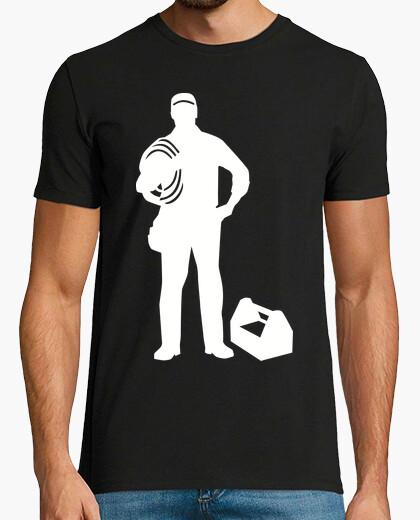 Tee-shirt électricien