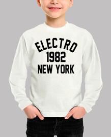 Electro 1982 New York