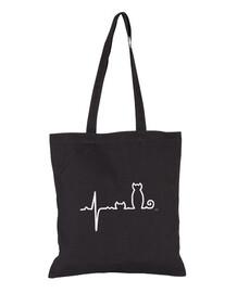 électrogatogramme de sac noir