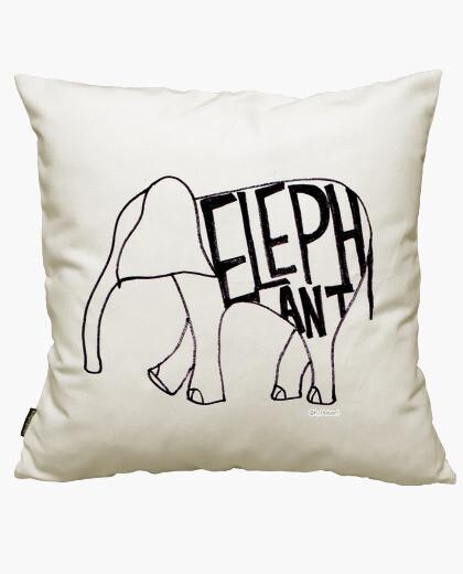 Fodera cuscino elefante