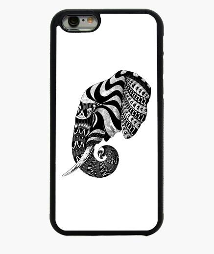 Funda iPhone 6 / 6S elefante adornado