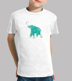 Elefante berdea-Elefante verde