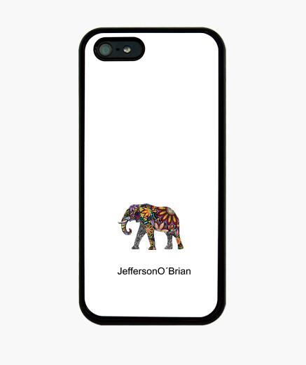 Funda iPhone Elefante color
