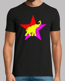 Elefante Estrella República Trazos