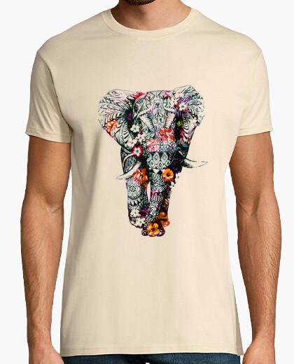 Camiseta Elefante Indio
