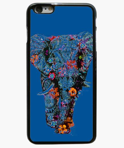 Funda iPhone 6 Plus / 6S Plus Elefante Indio