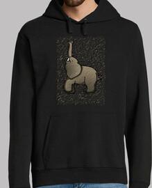 Elefante trompa