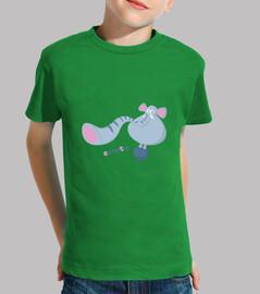 Elefantón 2 verde