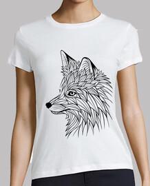 Elegant Fox Lines