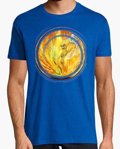 Tee-shirt elémentaire de feu