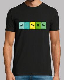 éléments alicante
