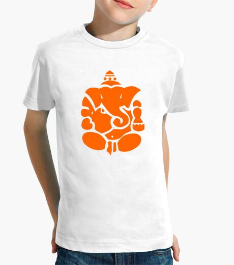 Vêtements enfant éléphant hindou  tee shirt  enfants