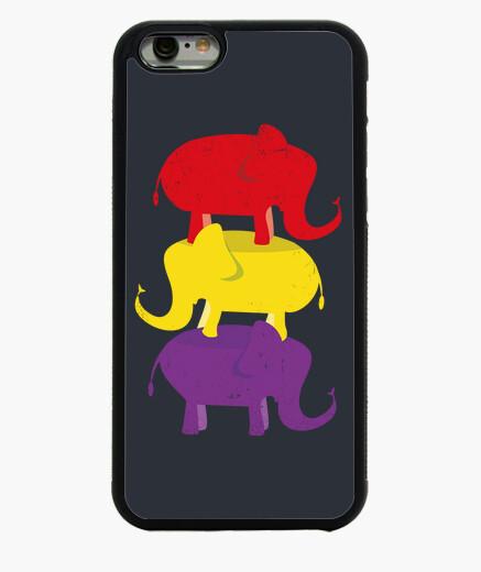 Coque Iphone 6 / 6S éléphant républicain couverture d'iphone 6