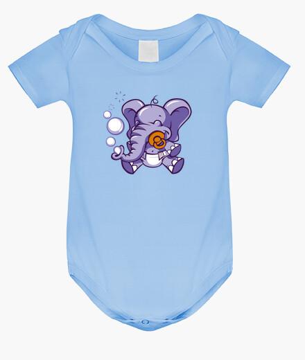 Vêtements enfant elephant suçon