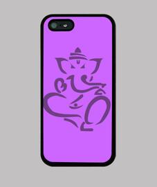 éléphant zen cas d'iphone