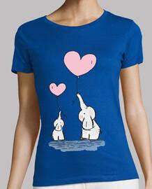 elephants heart balloons