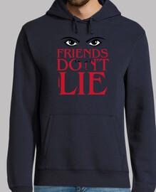 eleven - friends do not lie