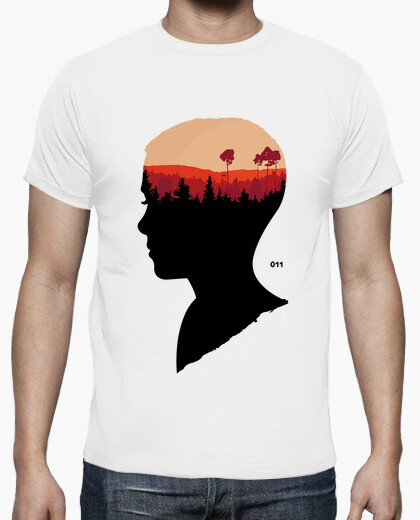 Tee-shirt Eleven - Stranger Things