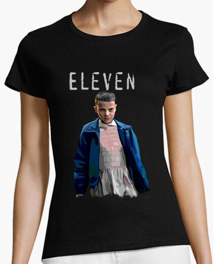 Tee-shirt Eleven ~ Stranger things | tostadora.