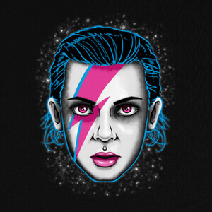 Tee-shirts Eleven Bowie
