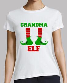 elfe de la grand-mère