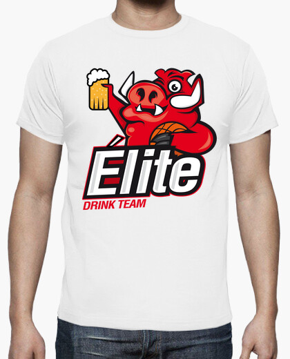 Camiseta Elite drink team 2016