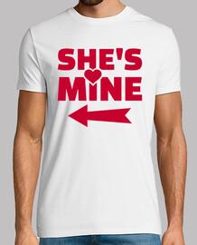 ella es mía