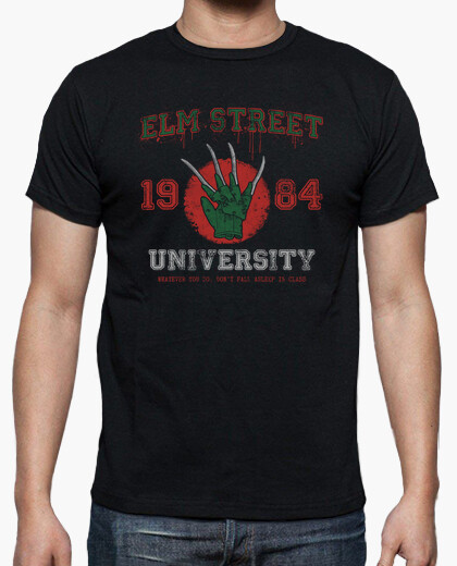 Elm Street University 1984 T-shirt for Men or Women