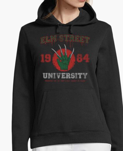 Elm st. university hoody
