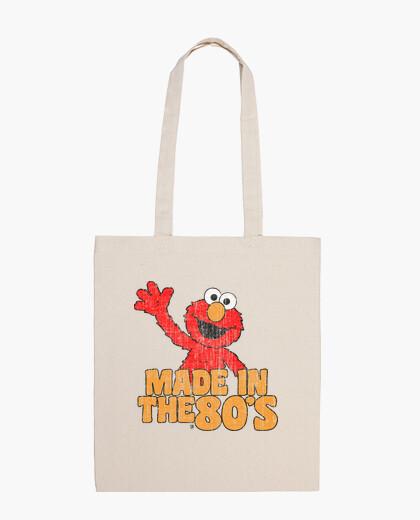 Bolsa Elmo Made in 80s